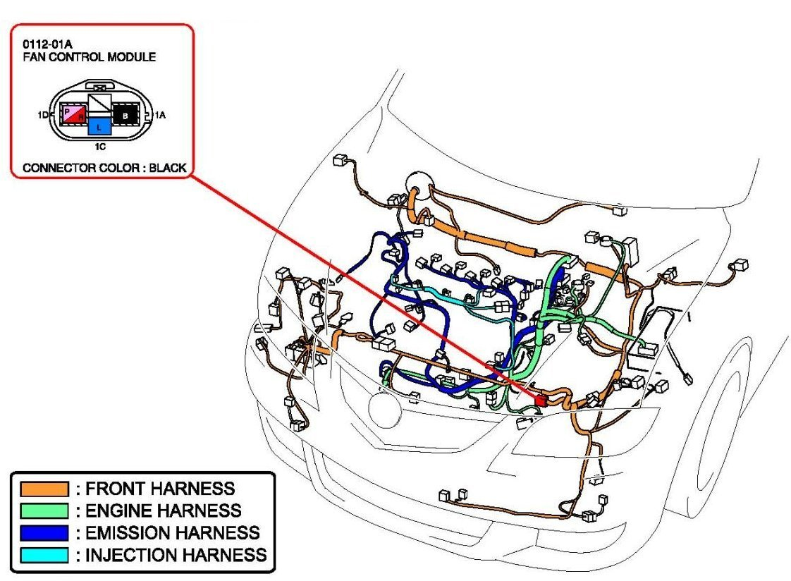 2006 Mazda 3 Cooling System Diagram Content Resource Of Wiring Engine I See You Answered A Question About Fan Relay Location For 2007 Rh Justanswer Com 2004