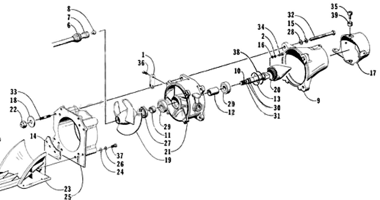 Arctic Cat Tigershark Parts Diagram Electrical Wiring Diagrams Ww2 Tiger Shark Circuit Connection U2022