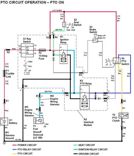 How Can I Get An Electrical Schematic For A Deere Lx176