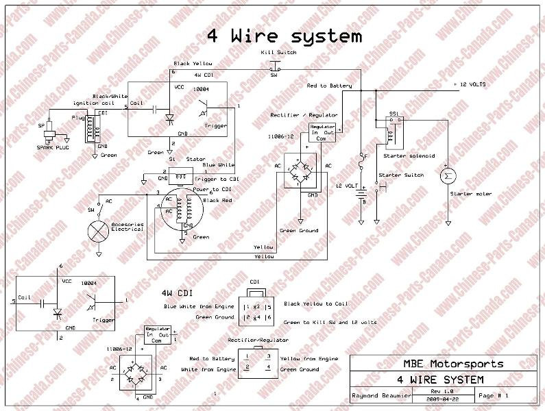 i have a wildfire wf492 qe pocket quad i need a wiring diagram for Kawasaki Bayou 220 Wiring  1978 Kawasaki Inviter Diagram Kawasaki KLT 200 Wiring Diagram 1995 Kawasaki Bayou Wiring-Diagram