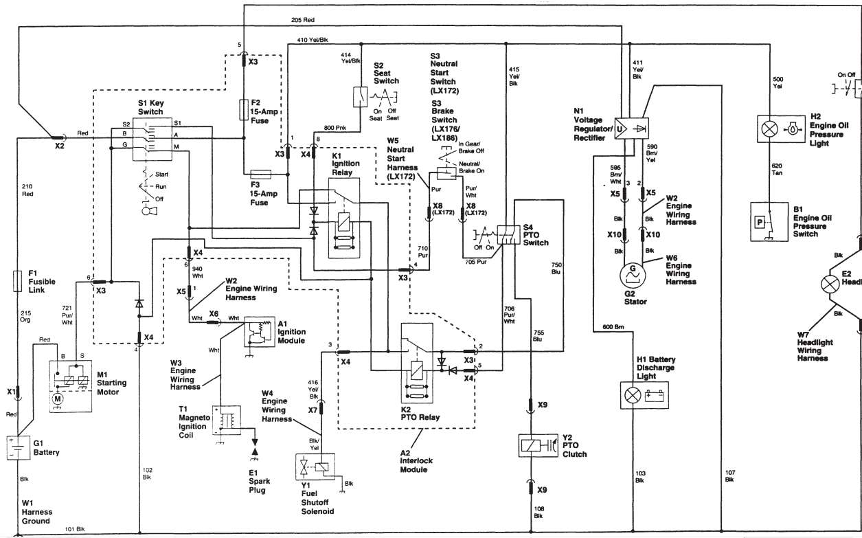 Gt262 Wiring Diagram Wiring Diagram Schematics X595 Wiring Diagram Gt262 Wiring  Diagram. Source. john deere ...