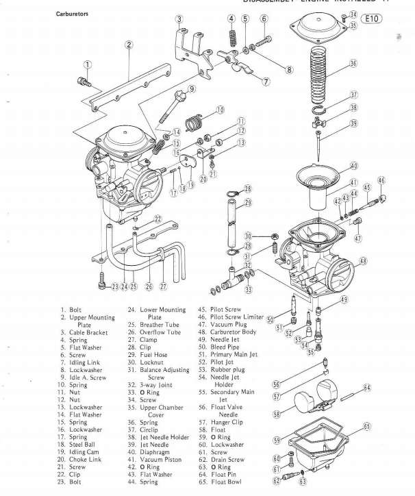 RepairGuideContent additionally Layout For 78 2f Desmog furthermore Carburetor furthermore 625340 Hole In Head Pipe moreover Hr173 Rotary Blade. on carburetor air cleaner