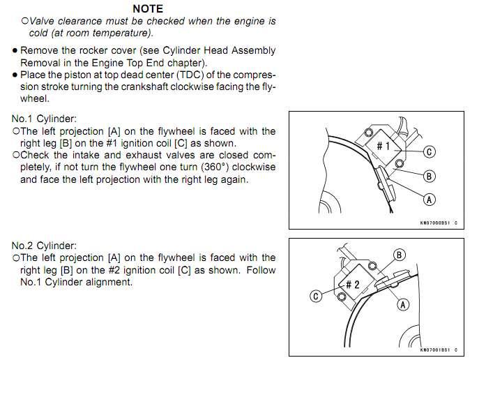 How do I adjust my valves on my 28hp Kawasaki - OHV?