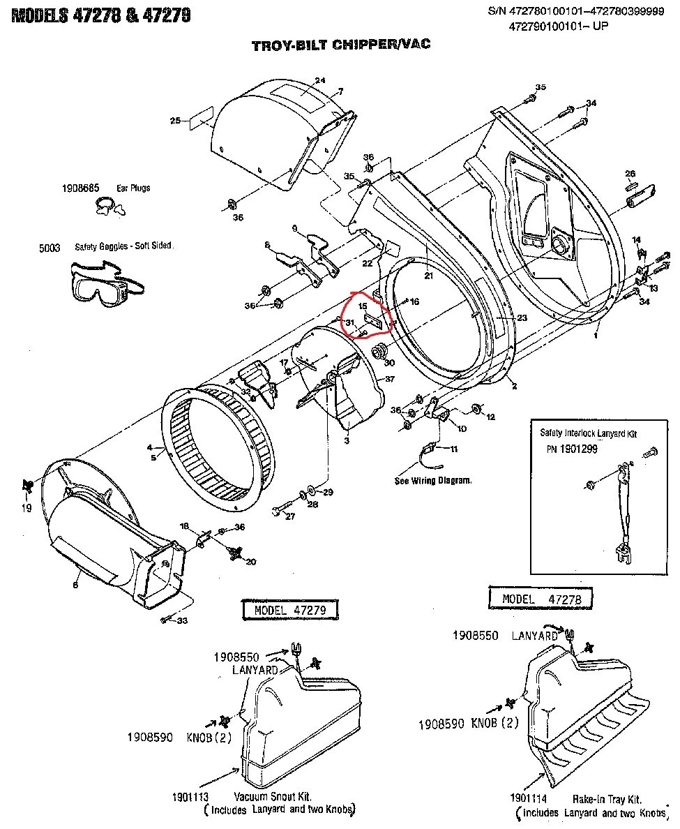 How Do I Remove The Shredder Flywheel From My Troybilt Model 47279 Briggs And Stratton Carburetor Diagram Http Wwwjustanswercom Small Full Size Image