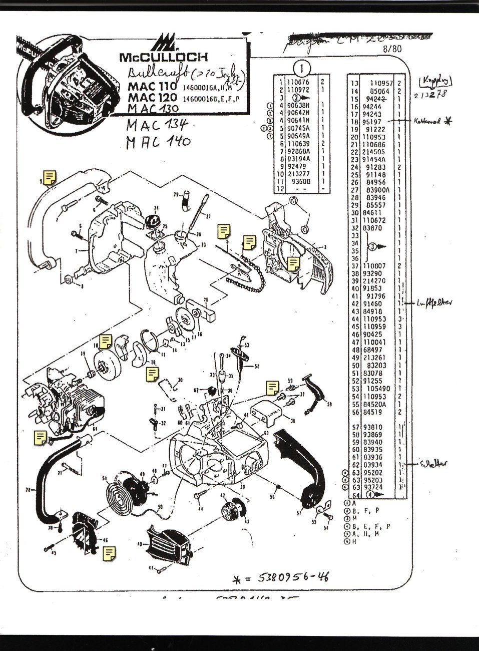 Inspiring Eager Beaver Chainsaw Parts Diagram Gallery - Best Image ...
