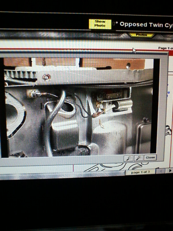 No Spark 2 Cylinder Briggs And Stratton Model01
