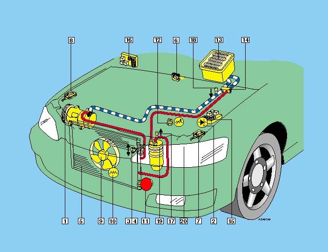heater blower fuse location heater fuse toyota wiring
