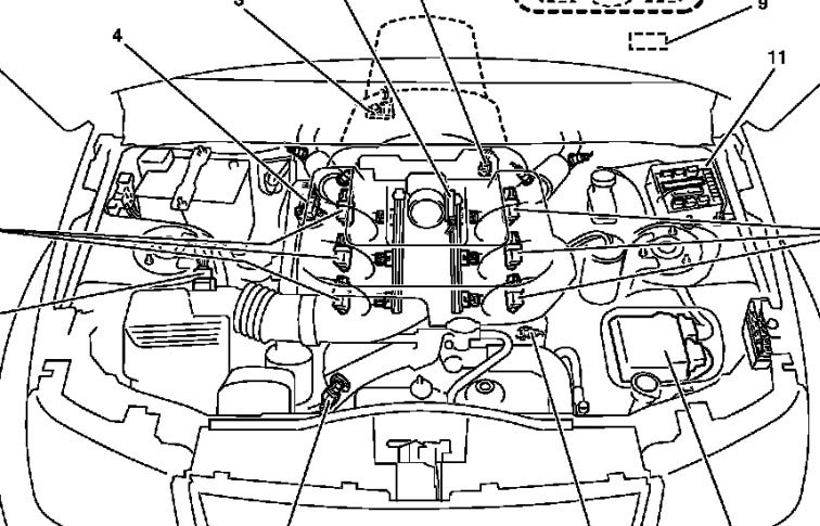 suzuki grand vitara 2007 model v6 2 7 litre warning light emmision rh justanswer com 3 6 6 Cylinder Engine and V6 Engine 3 6 6 Cylinder Engine and V6 Engine