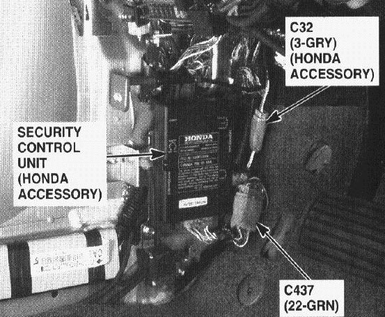 How To Shut Off Alarm After Opening Door With Key On Honda?