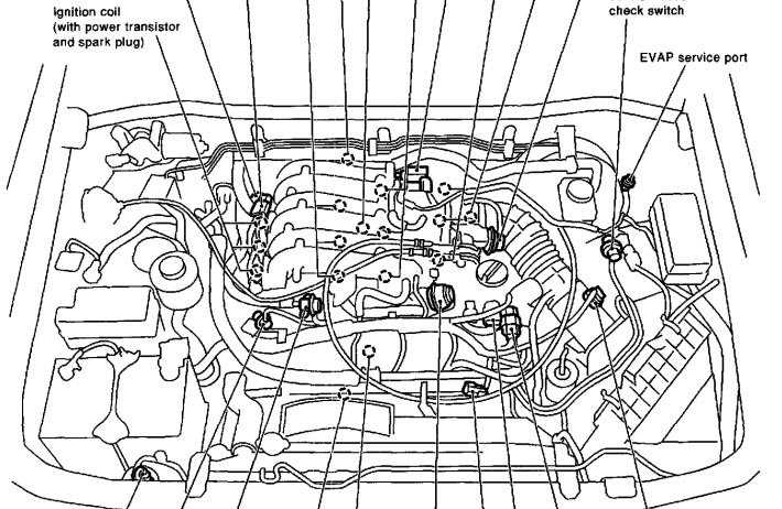 2006 Nissan Frontier Engine Diagram Cylinders Electrical Systems