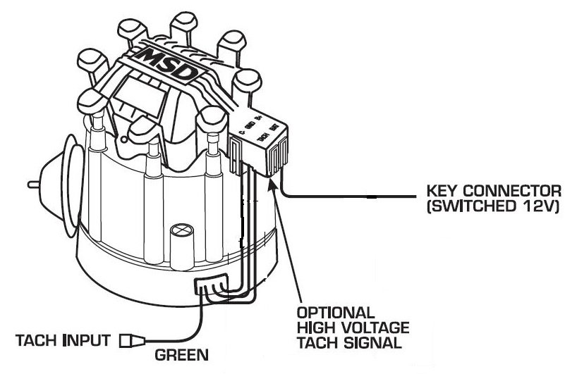 i have converted my tbi system to carb and need to know ... 350 chevy hei ignition wiring diagram