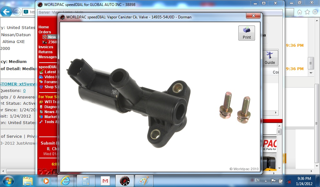 Is A Vacuum Cut Valve Bypass Valve Known By Any Other Name