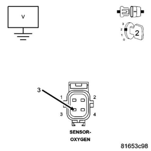 p0153 jeep code
