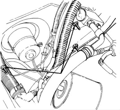 Jeep Heater Control Valve Diagram