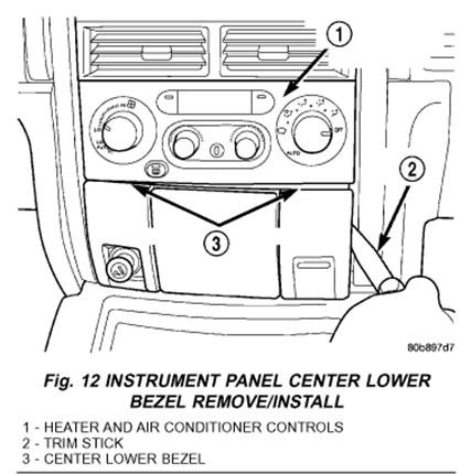 Grand Cherokee Air Conditioning Problems