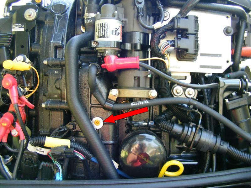 Yamaha Fuel Preasure Sensor