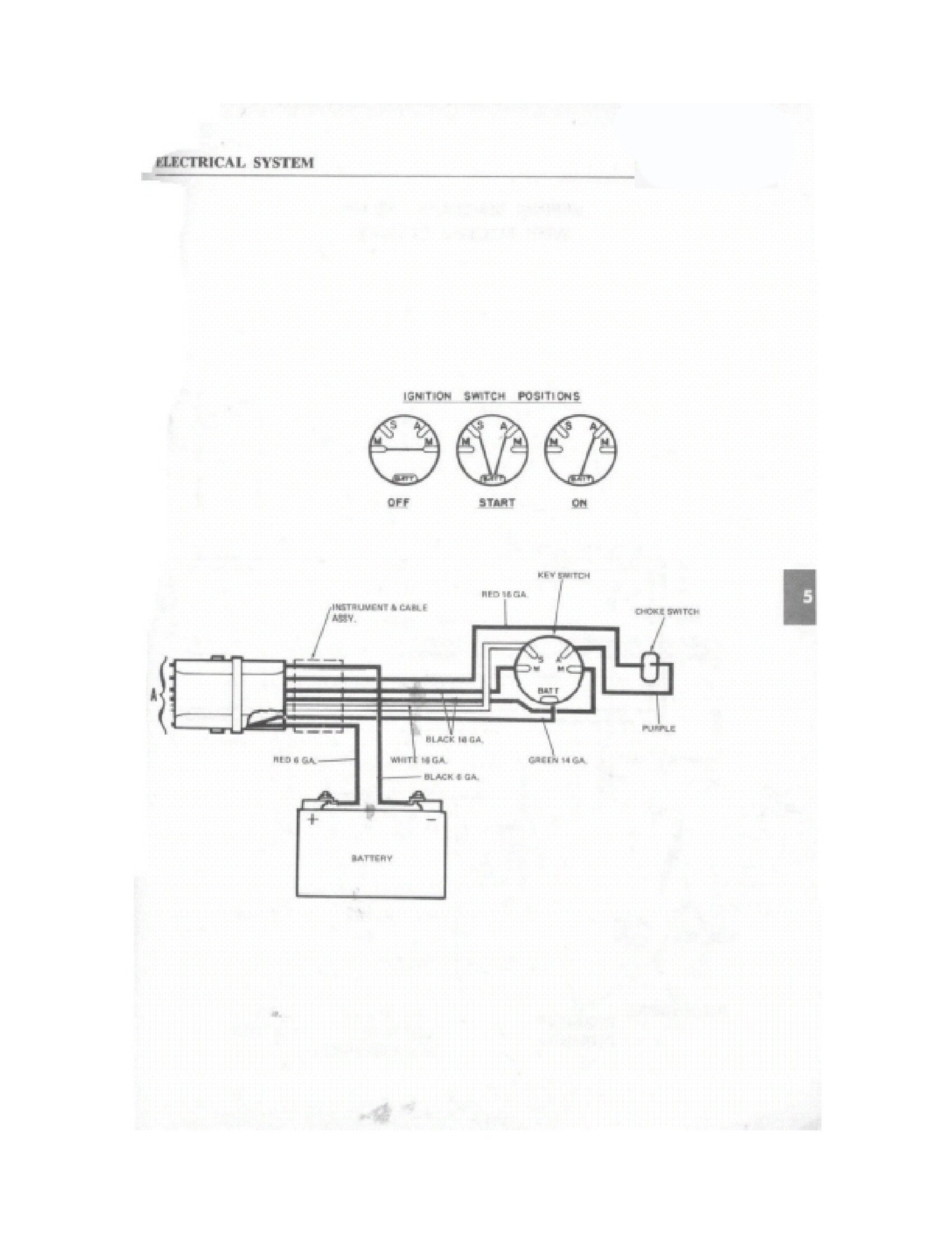 1977 Johnson 35 Hp Ignition Wiring Diagram Schematic 2019 Evinrude Seahorse Motor 48