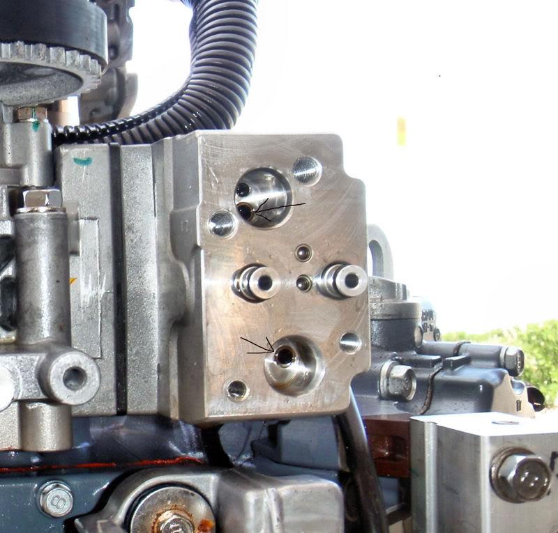 Yamaha Hpdi Fuel Filters