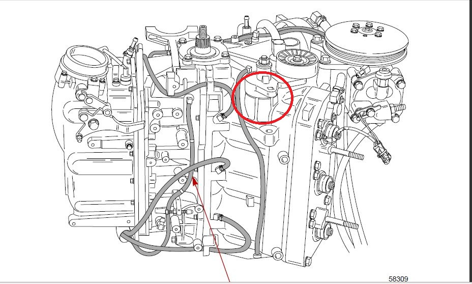 mercury 115 hp outboard engine diagram mercury 20 hp twin