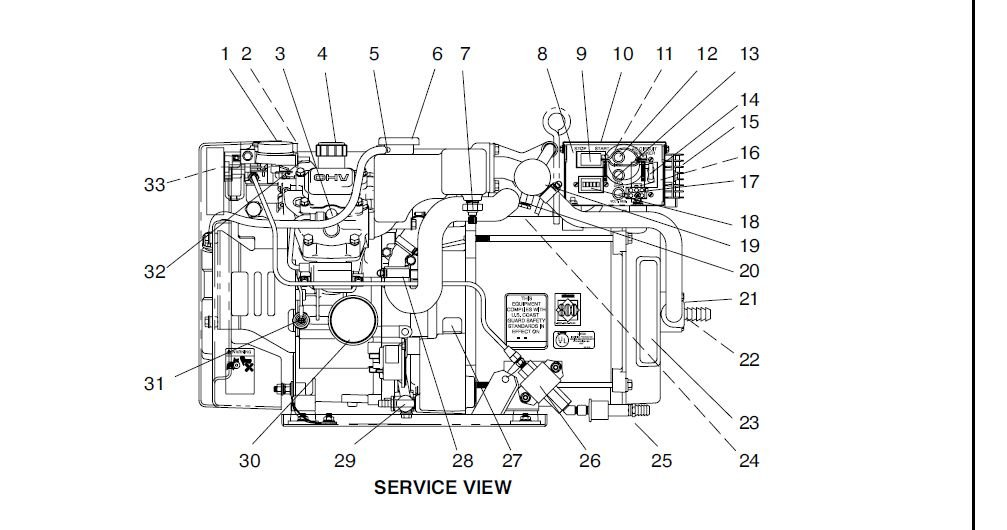 Kohler Generator Parts Diagram | Wiring Schematic Diagram on