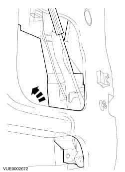 ford focus door lock embly diagram  ford  auto parts