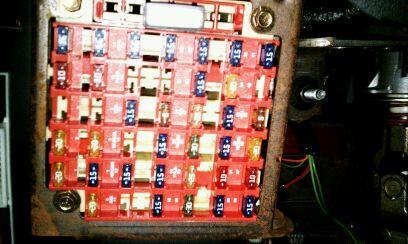 2004 mustang GT Broken cruise control broken radio