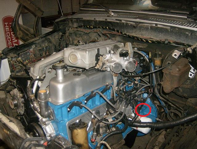 1988 Ford F150 49. Full Size. Ford. Ford 300 Inline 6 Wiring At Scoala.co