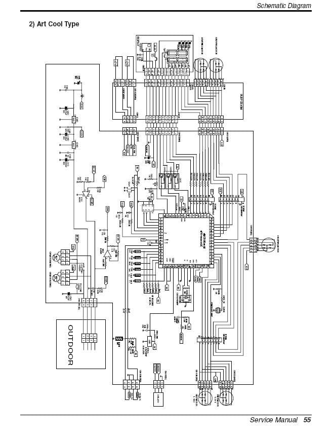 wiring diagram split system air con html