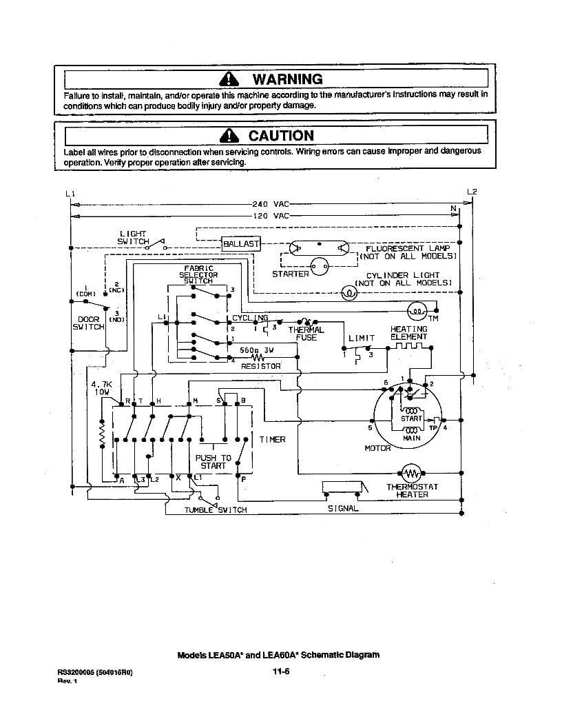 amana gas dryer wiring diagrams i have a amana commercial clothes dryer model lea60al  i feel  i have a amana commercial clothes dryer