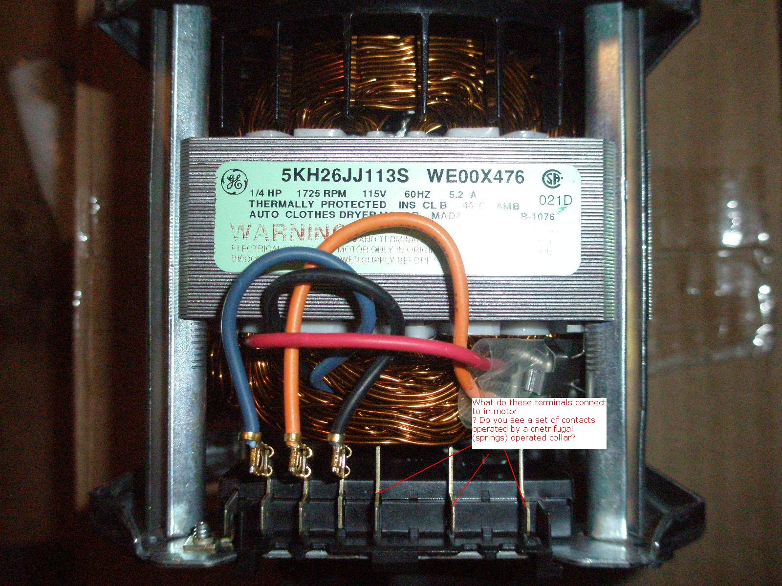 Ge Dryer Motor Wiring Diagram 29 Images Whirlpool 279827 Drive Appliancepartsproscom 2010 12 31 200751 193447 New I Have A Replacement We00x476 For My