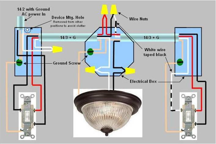 installingswitches to power 2 light bulbs the light bulbs rocker wiring diagram