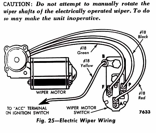 I U0026 39 M Converting From Vacuum Wipers To Electric And