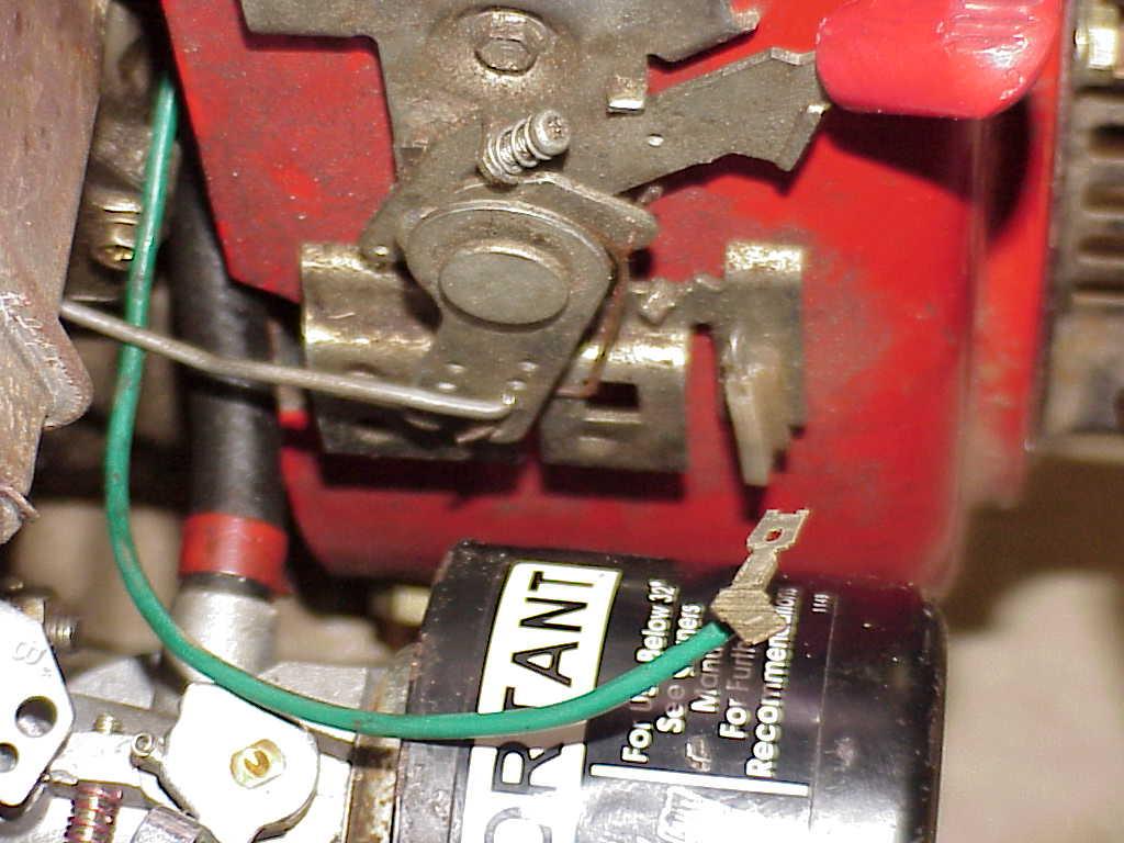 I have a 10 HP Chore King Tecumseh HM 100 - 159283N Engine. The