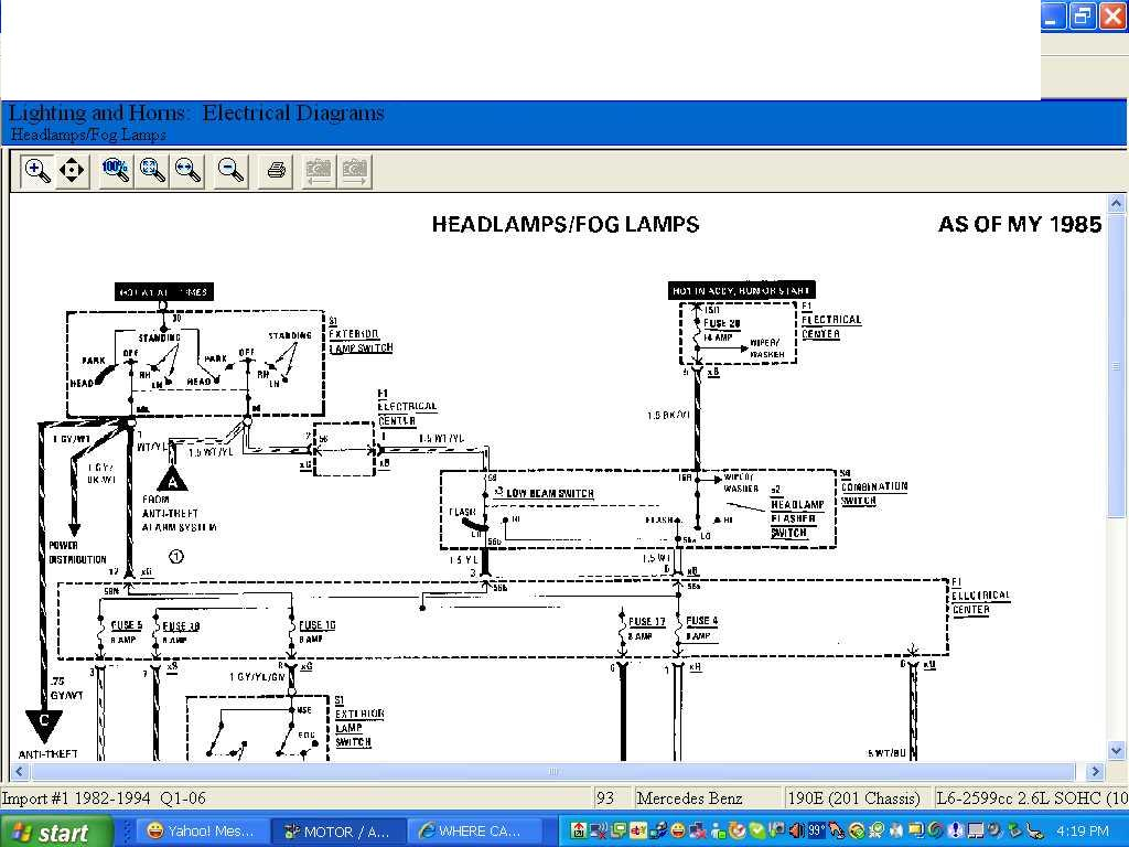 Mercedes Benz Vito W638 Wiring Diagram Will Be A 201 Mb W And Schematics Cruise Control Radio For 2013