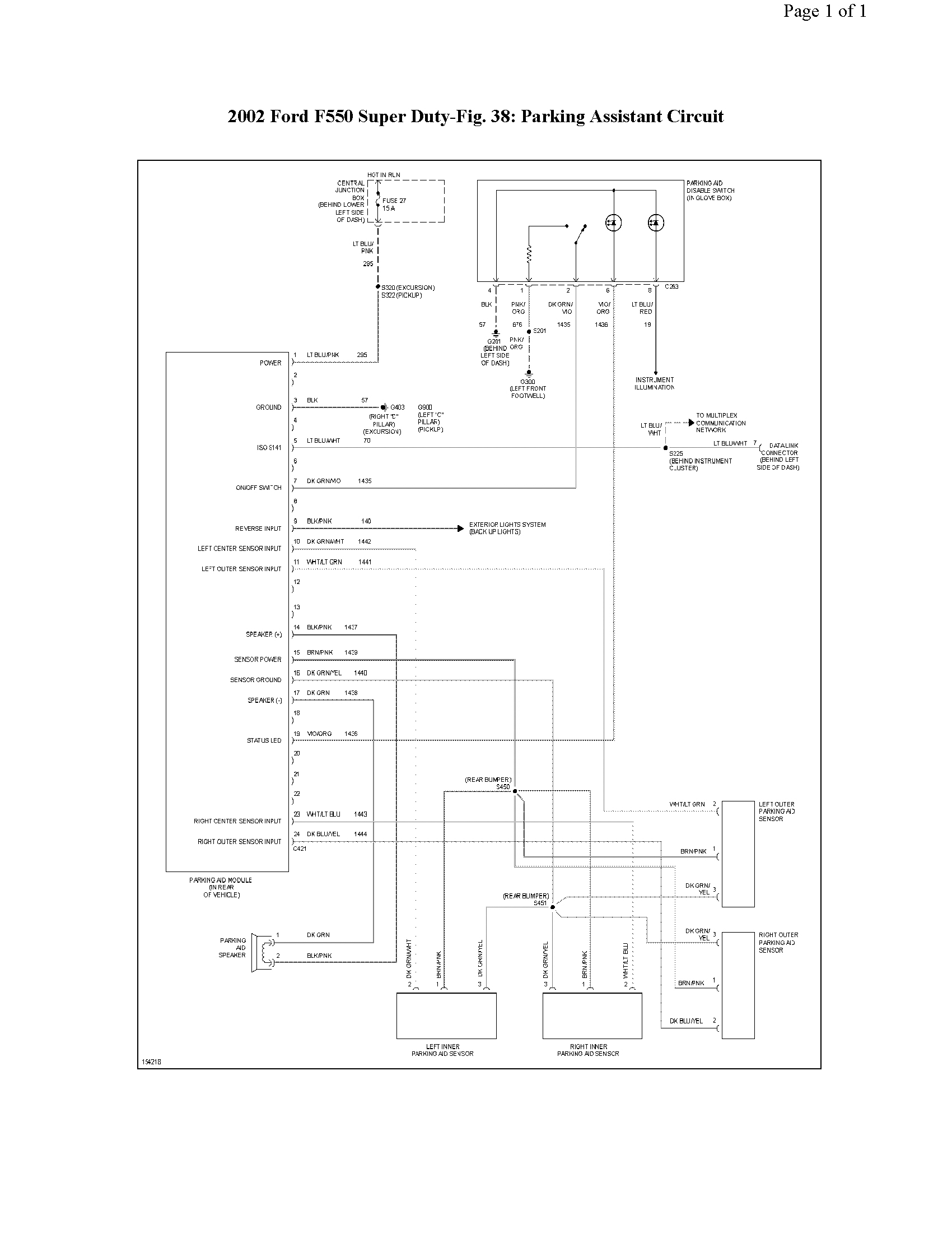 2002 ford excursion fuse panel wiring diagram database 2007 Ford F550 Fuse Diagram i am working on a 02 f550 super duty 7 3l 4wd fuse 44 kept blowing 2002 ford excursion starter circuit 2002 ford excursion fuse panel