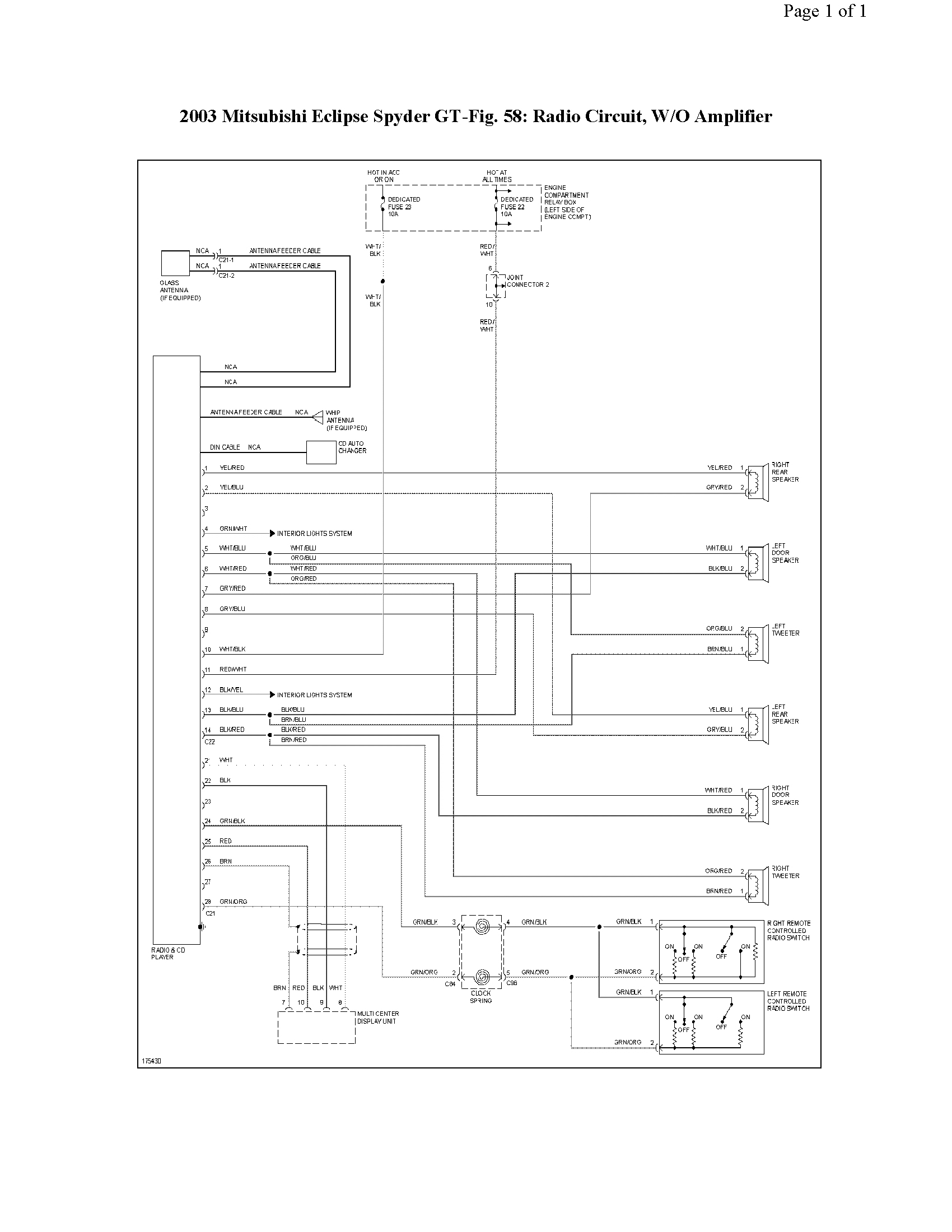 Eclipse Avn726e Wiring Diagram | Wiring Diagram on eclipse car stereo manuals, eclipse avn2210p wiring-diagram, eclipse avn5500 installation manual, eclipse avn6620 owner's manual,