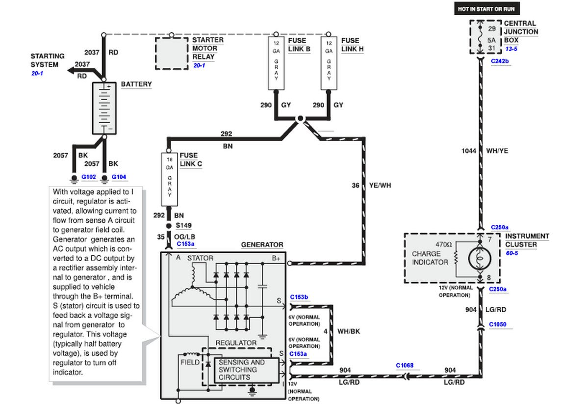 31 Ford F250 Wiring Diagram Online