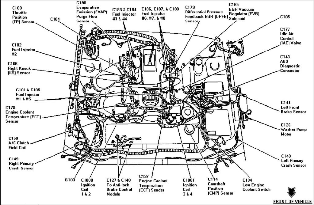 have a 1997 mustang cobra w   4 6 dohc 32 valve  i get a