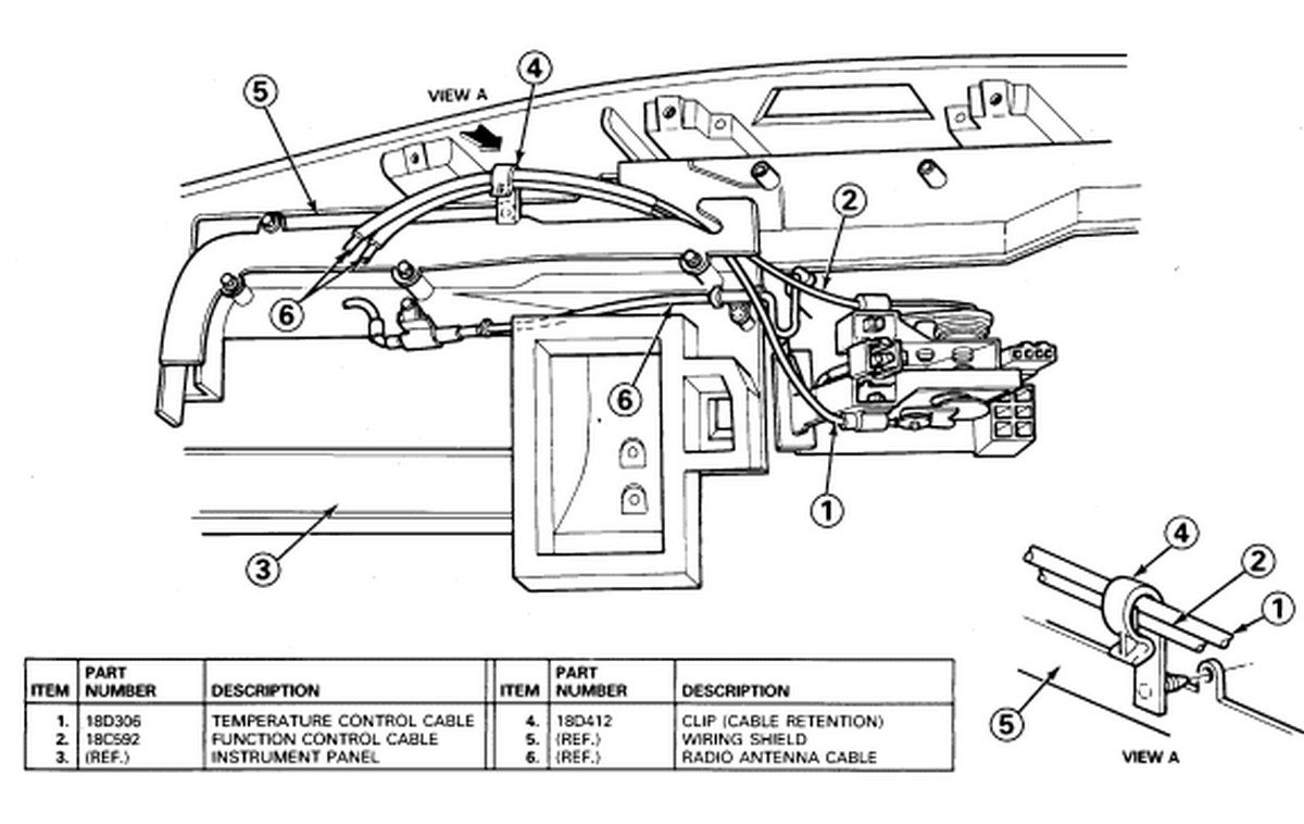 98 Ford Ranger Heater Diagram Wiring Will Be A Thing Hose Images Gallery