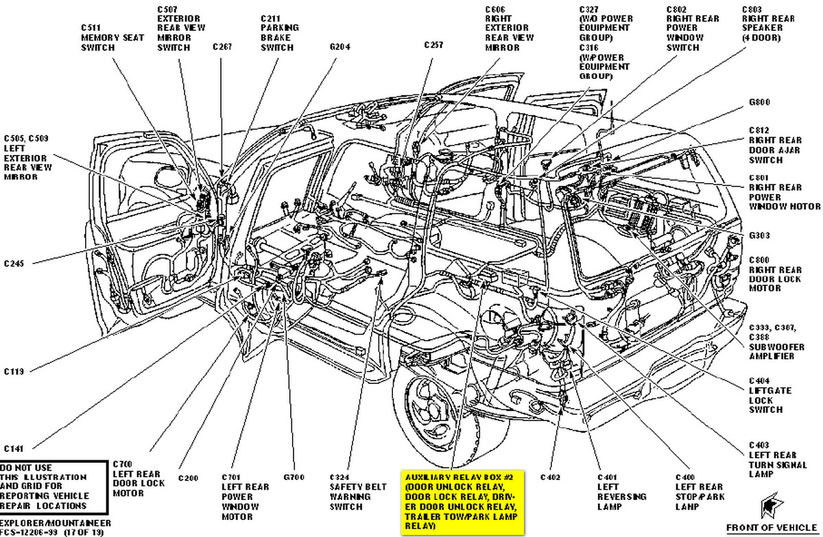 2011 F250 Dome Light Wiring Diagram Real Trailer For Lights Images Gallery