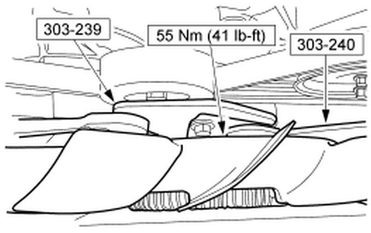 ford explorer: replacing the harmonic balancer  fan clutch