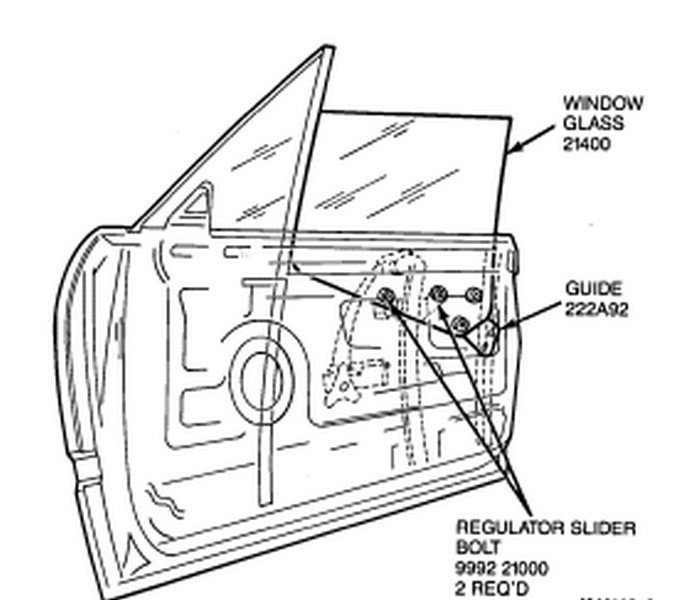 What Is The Best Way Of Removing The Door Trim On A Ford Capri 1989