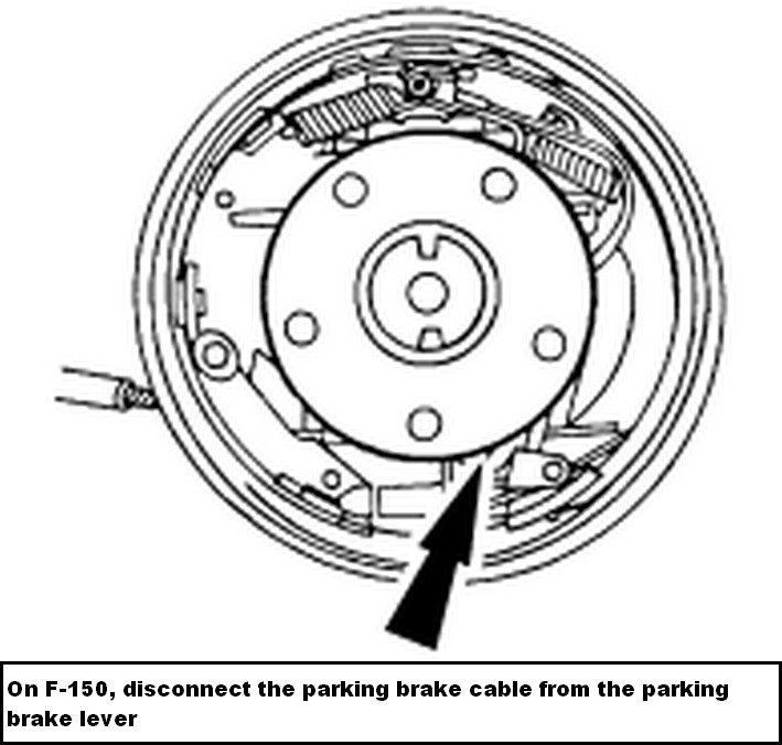 ford f 150 brakes diagram ford f 150 body diagram