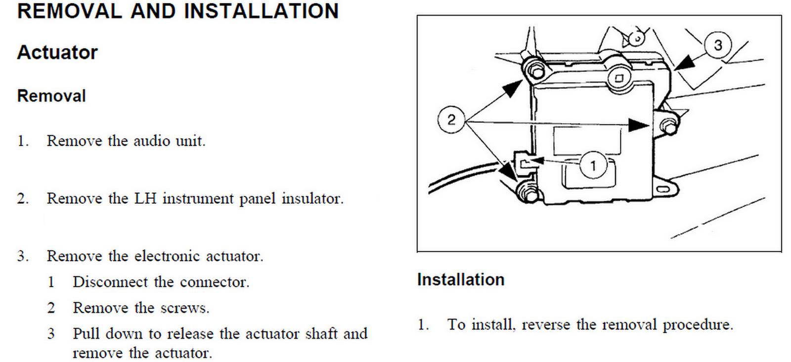 Tolle 2003 Ford Windstar Schaltplan Bilder - Der Schaltplan ...
