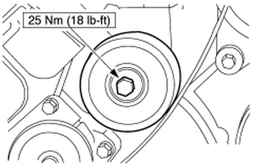 How Hard Is Replacing The Belt Tensioner On A 2000 Ford Manual Guide