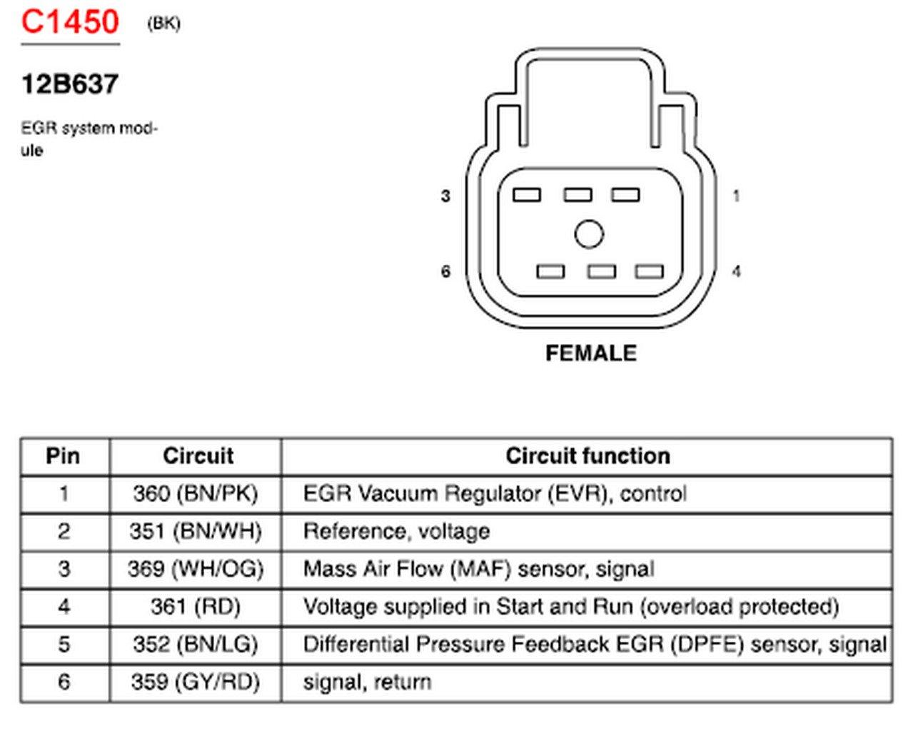 05 freestar. code p0401. egr valve, dpfe sensor and vacuum egr sensor ford aspire wiring diagram 97 ford aspire engine diagram