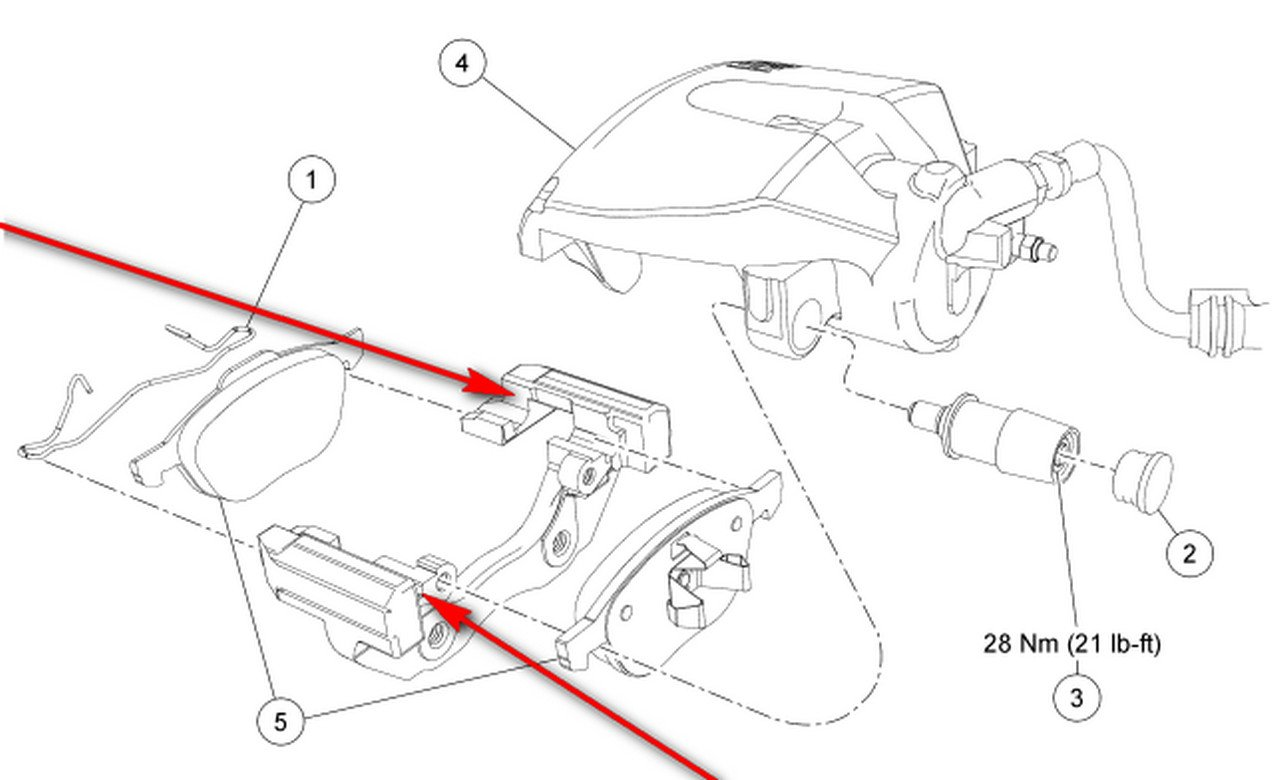 I Have A Brake Drag Coming From The Front Disc Brakes On My 2006 Diagram Justanswer Ford 47mwd Escort Zx2 Does Graphic