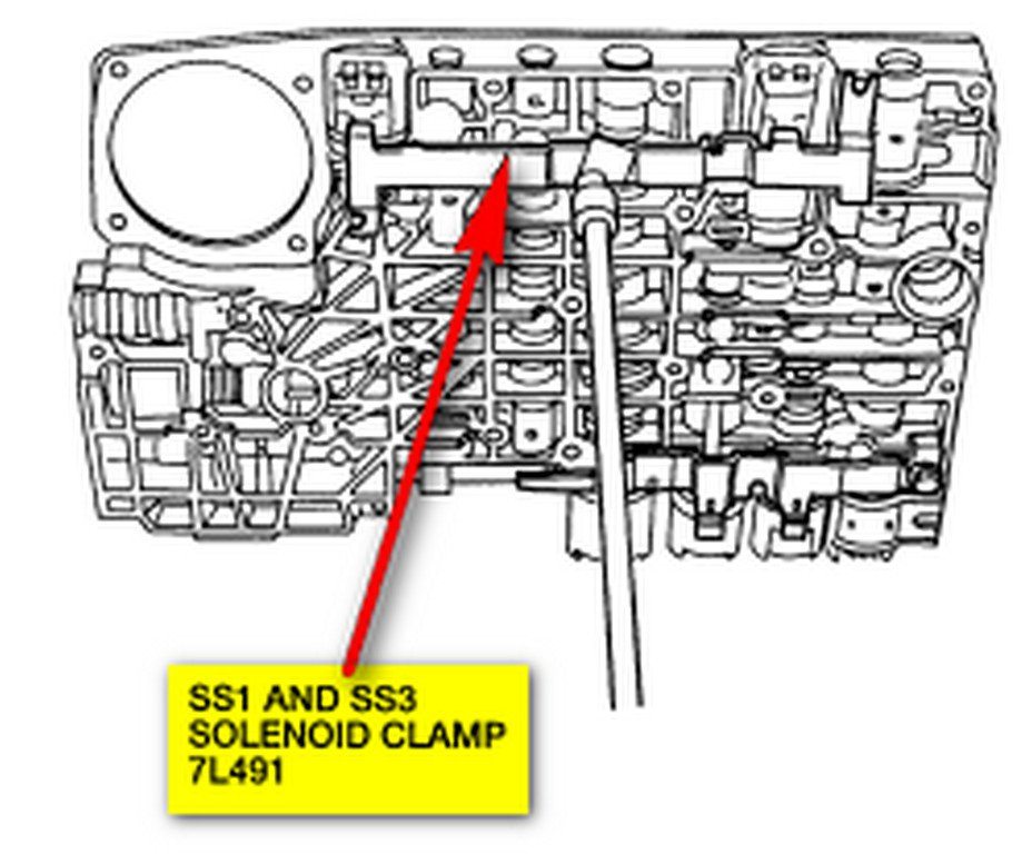 What does code 0751 shift solenoid on Ford Explorer mean?
