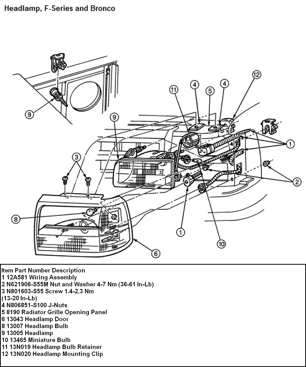 RepairGuideContent also Watch furthermore 35jcy Hello I 94 Ford F150 Need Change Headlight as well 959265 Best Method For The 2005 07 Front End Conversion additionally 474179 Paint Chipping Off Window Belt On Both Sides. on 2000 ford ranger parts diagram