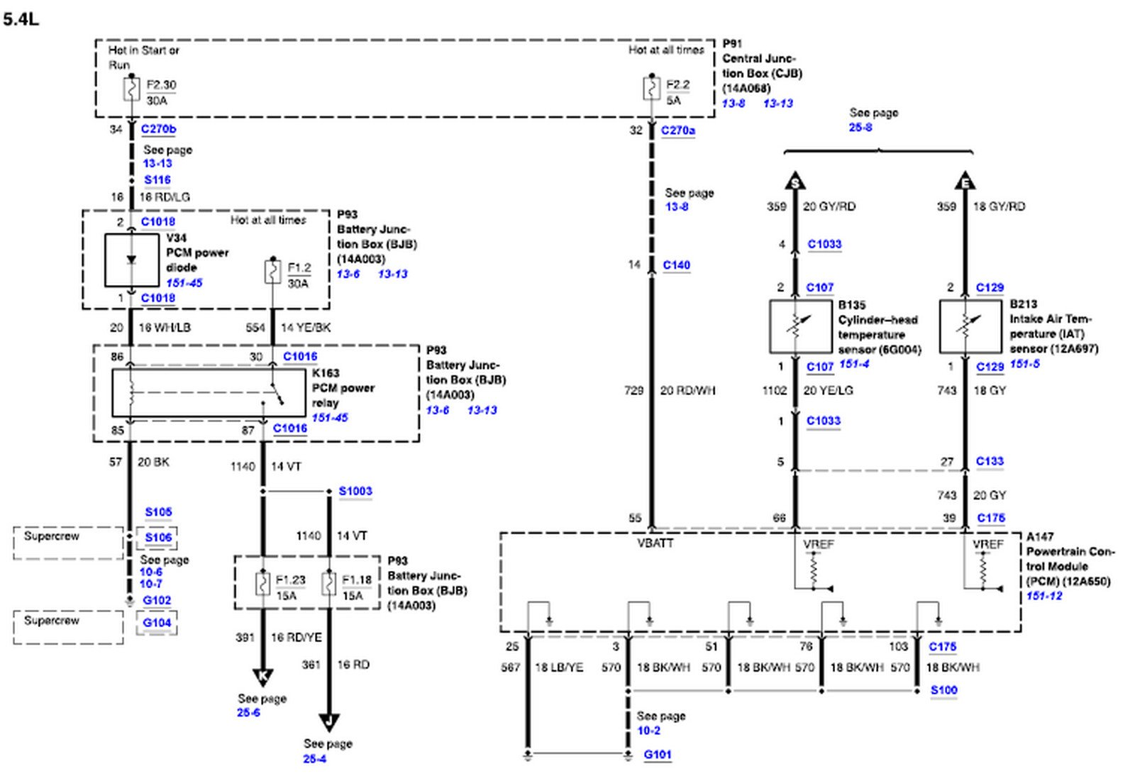 Wiring Diagram 2002 Ford F150